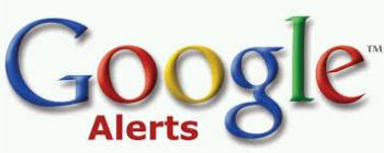 google alert logo